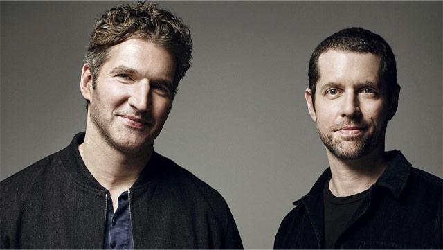 DAVID BENIOFF et D.B. WEISS aux commandes de Star Wars David-10