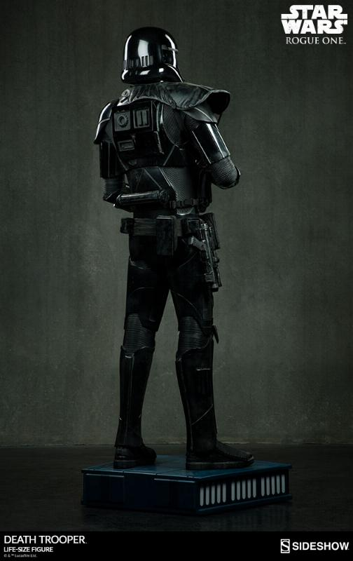 Sideshow Star Wars Rogue One Death Trooper Life-Size Figure Deatht17