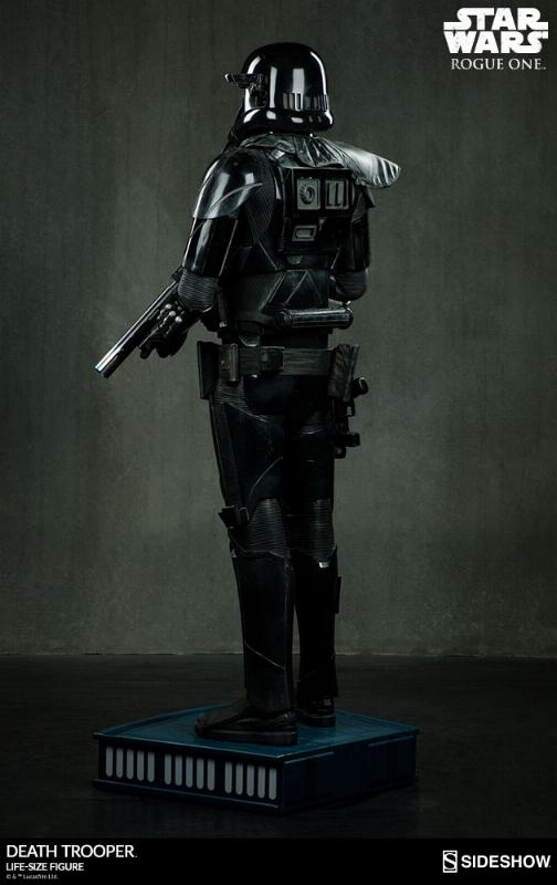 Sideshow Star Wars Rogue One Death Trooper Life-Size Figure Deatht22