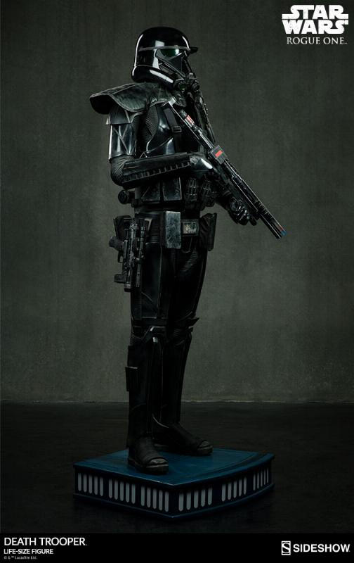 Sideshow Star Wars Rogue One Death Trooper Life-Size Figure Deatht23