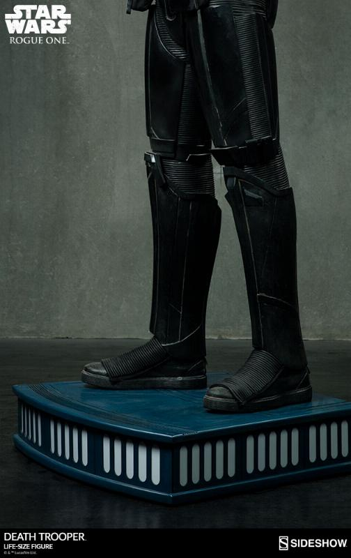 Sideshow Star Wars Rogue One Death Trooper Life-Size Figure Deatht38