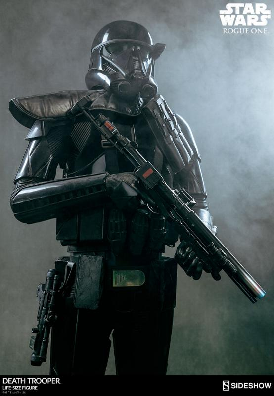 Sideshow Star Wars Rogue One Death Trooper Life-Size Figure Deatht40