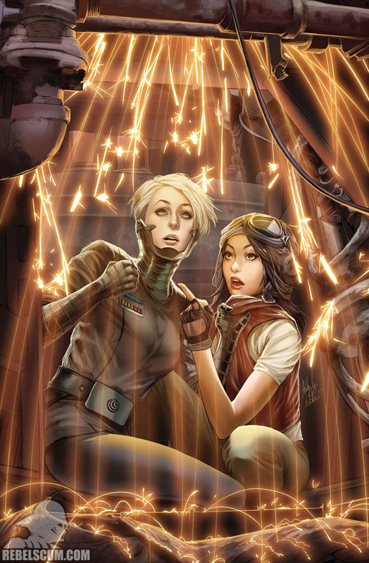 Marvel Star Wars Doctor Aphra - Page 2 Doctor10