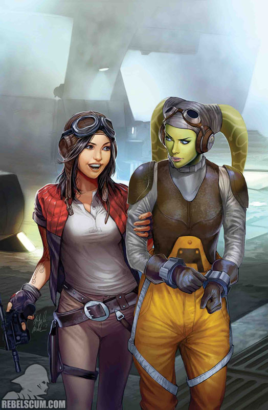 Marvel Star Wars Doctor Aphra - Page 2 Doctor12