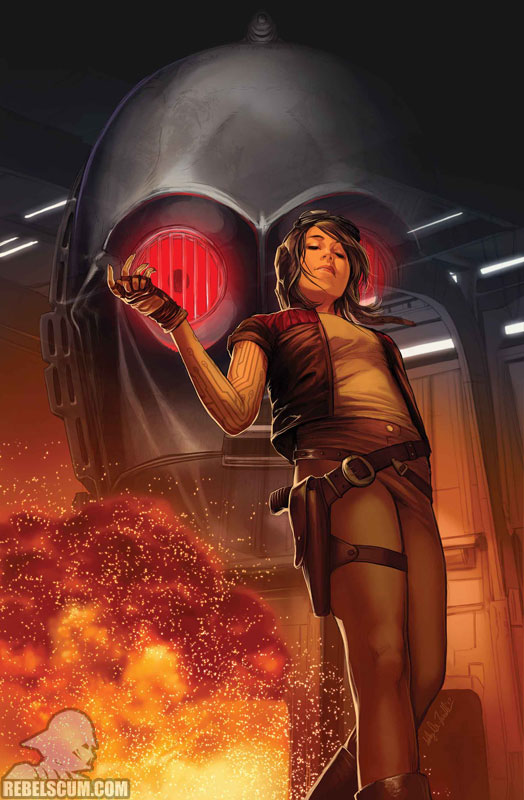 Marvel Star Wars Doctor Aphra - Page 2 Doctor13