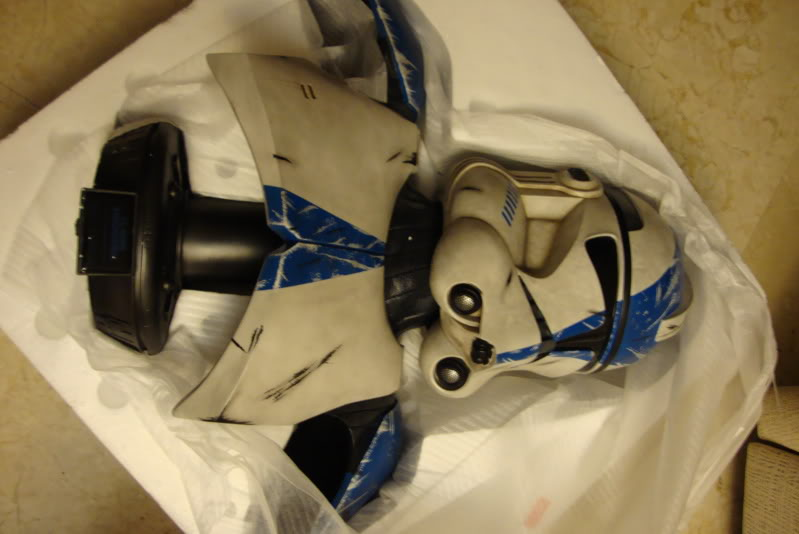 Sideshow - 501 Clone Trooper - Life Size Bust - Page 3 Dsc01414