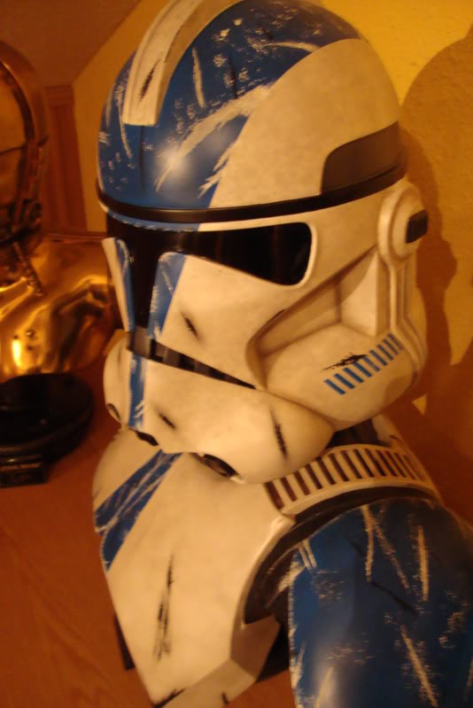 Sideshow - 501 Clone Trooper - Life Size Bust - Page 3 Dsc01415