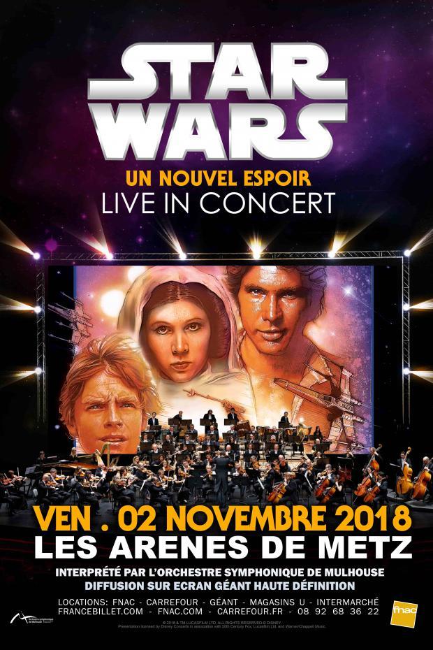 Ciné Concert STAR WARS Épisodes IV, V et VI Episod10