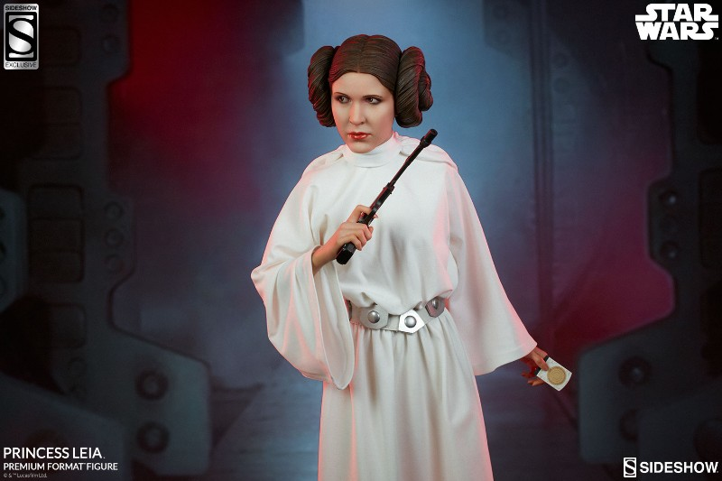 Sideshow Collectibles LEIA ANH - Premium Format (2018)  Ex-02-10