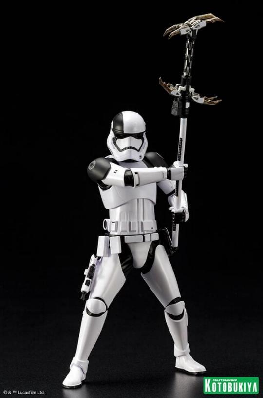 Kotobukiya - First Order Stormtrooper Executioner ARTFX+ Execut10
