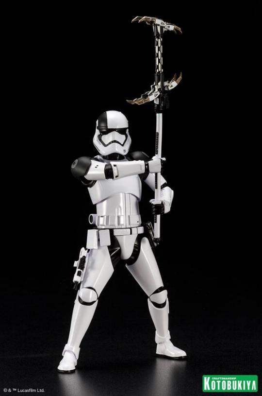 Kotobukiya - First Order Stormtrooper Executioner ARTFX+ Execut14