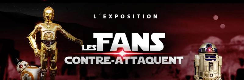 L'exposition Les fans Contre-Attaquent Expo_l10