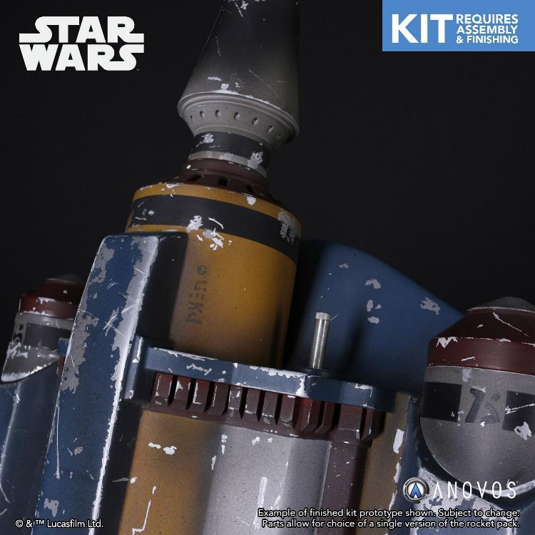 ANOVOS - STAR WARS Mandalorian Jetpack Kit Fett_r17