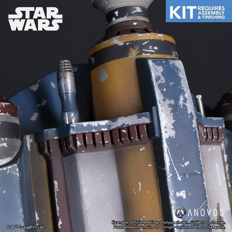 ANOVOS - STAR WARS Mandalorian Jetpack Kit Fett_r18