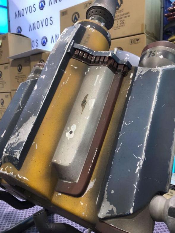 ANOVOS - STAR WARS Mandalorian Jetpack Kit Fett_r23
