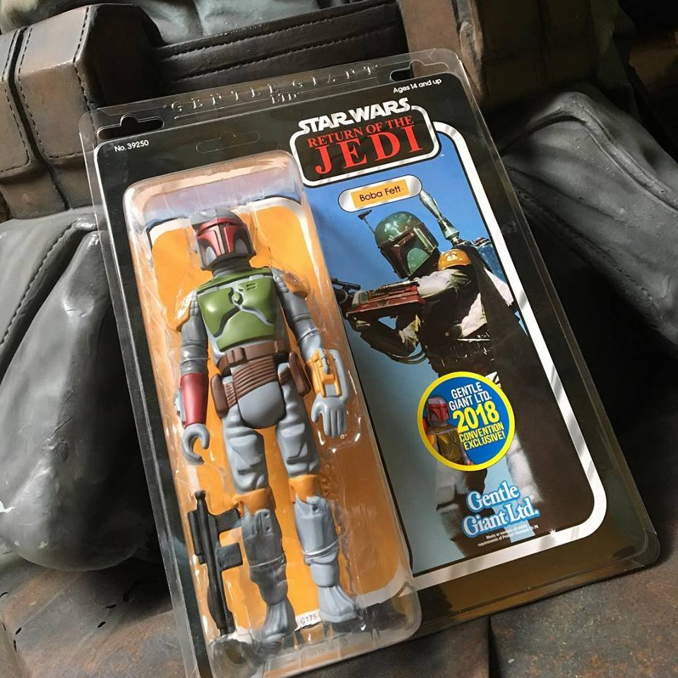 Gentle Giant - EXCLU SDCC2018 - Boba Fett 12″ Kenner Jumbo  Fett_s11