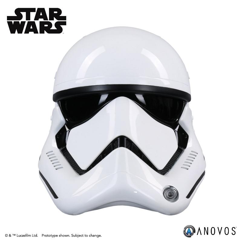 ANOVOS - STAR WARS TLJ First Order Stormtrooper Helmet First_10