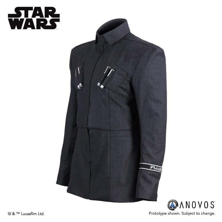 ANOVOS - STAR WARS: THE LAST JEDI First Order Officer  Firsto12