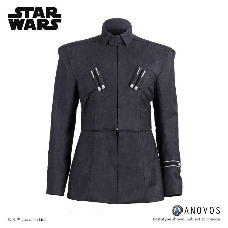 ANOVOS - STAR WARS: THE LAST JEDI First Order Officer  Firsto15