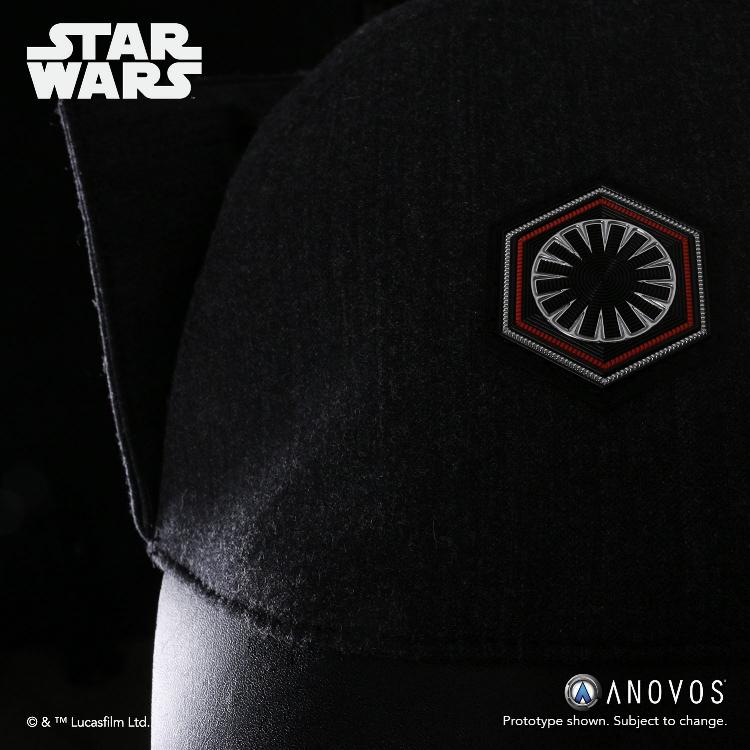 ANOVOS - STAR WARS: THE LAST JEDI First Order Officer  Firsto29