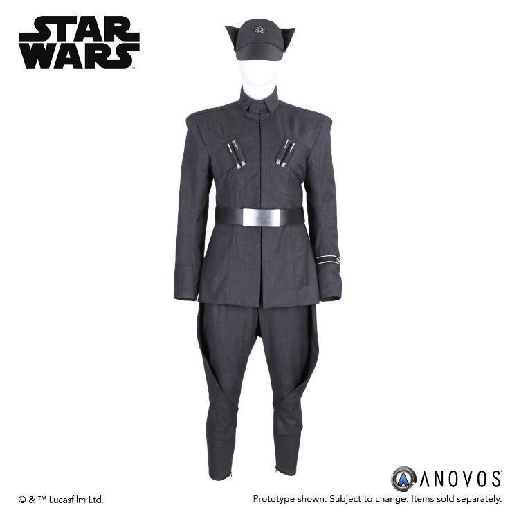ANOVOS - STAR WARS: THE LAST JEDI First Order Officer  Firsto30