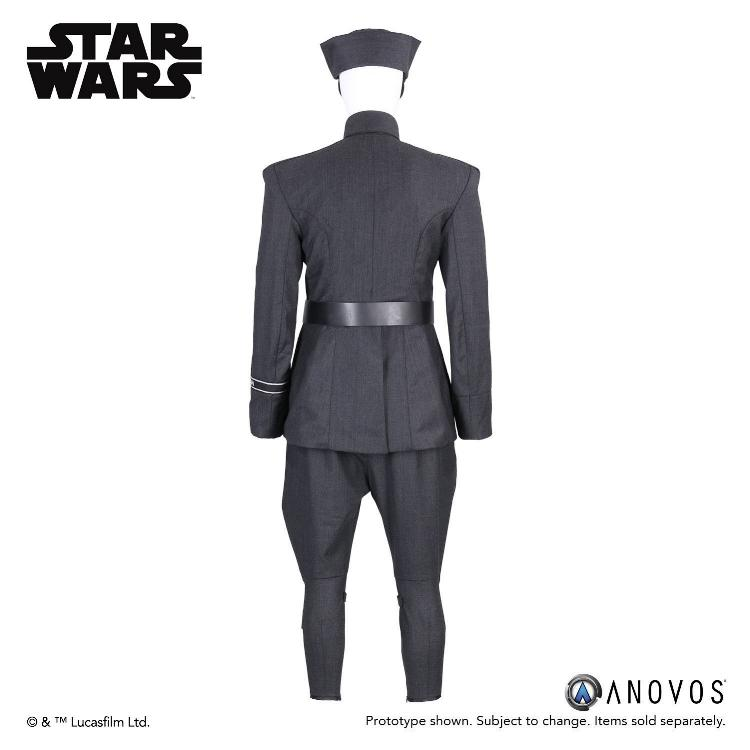ANOVOS - STAR WARS: THE LAST JEDI First Order Officer  Firsto31