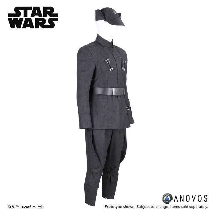 ANOVOS - STAR WARS: THE LAST JEDI First Order Officer  Firsto32