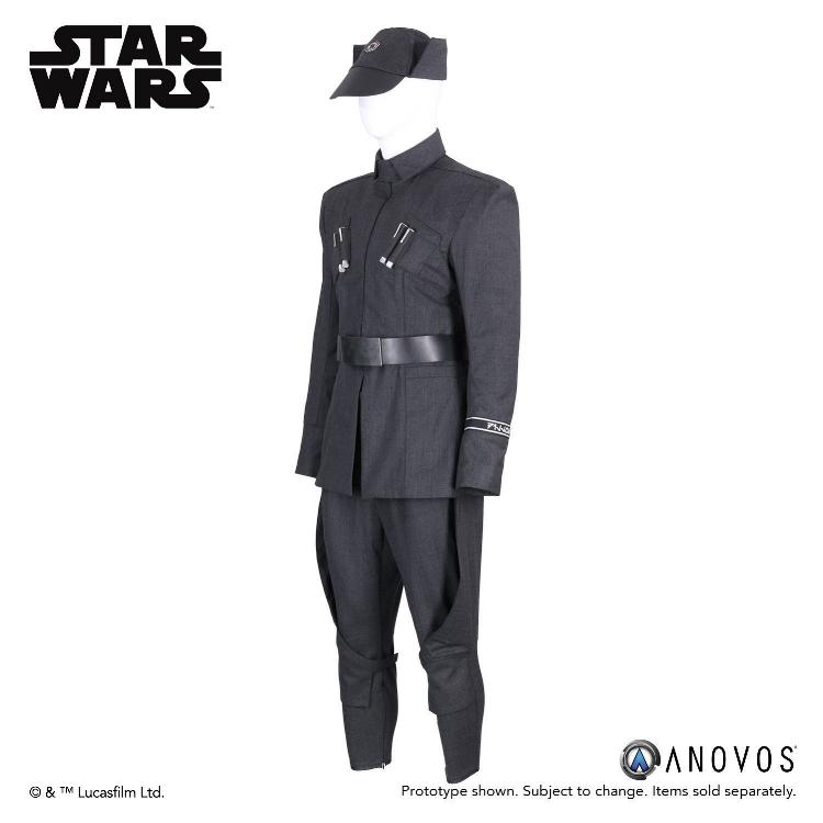 ANOVOS - STAR WARS: THE LAST JEDI First Order Officer  Firsto33