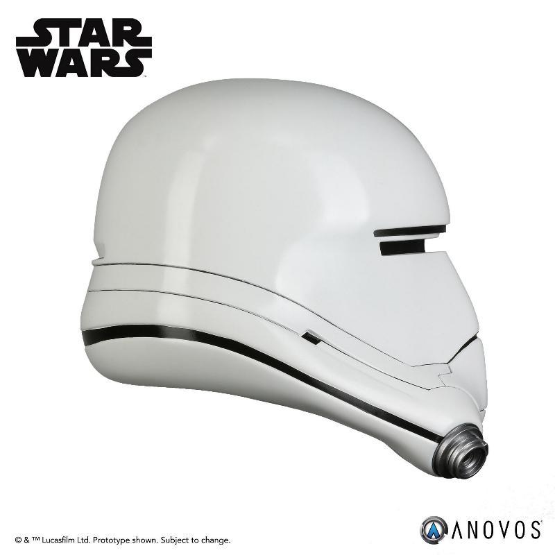 ANOVOS STAR WARS First Order Flametrooper Helmet Flamet11