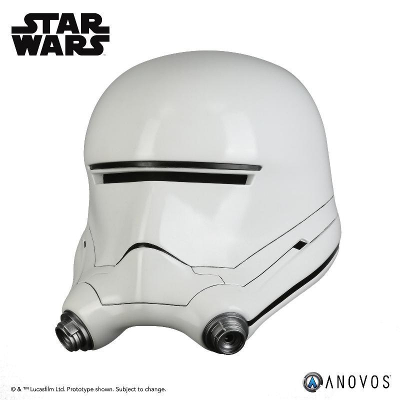ANOVOS STAR WARS First Order Flametrooper Helmet Flamet13