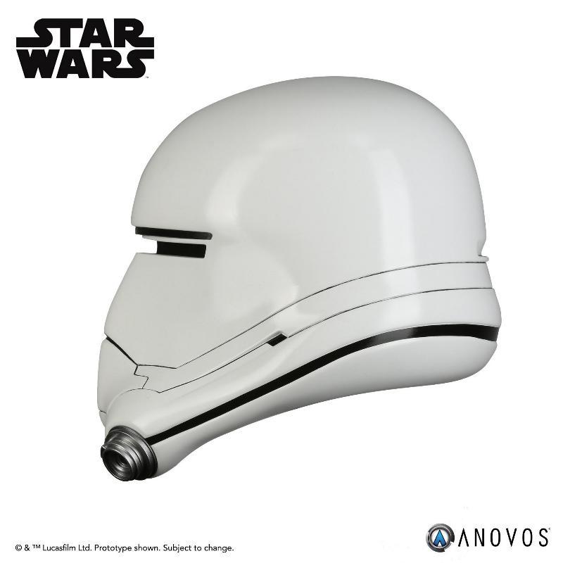 ANOVOS STAR WARS First Order Flametrooper Helmet Flamet14