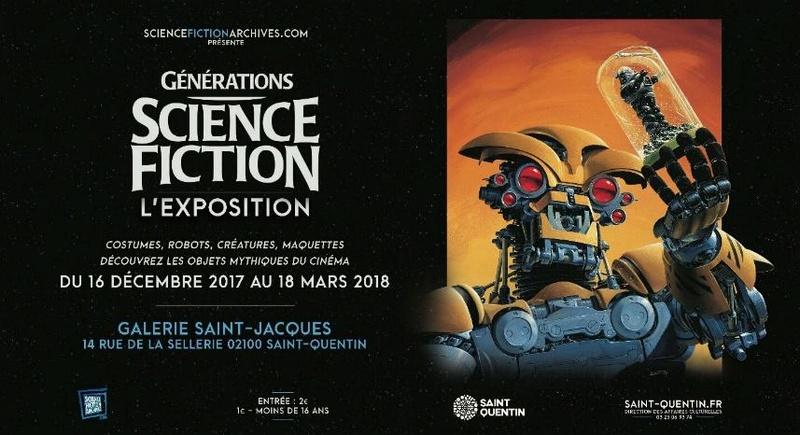 GÉNÉRATIONS SCIENCE-FICTION - L'EXPOSITION Gensfe13