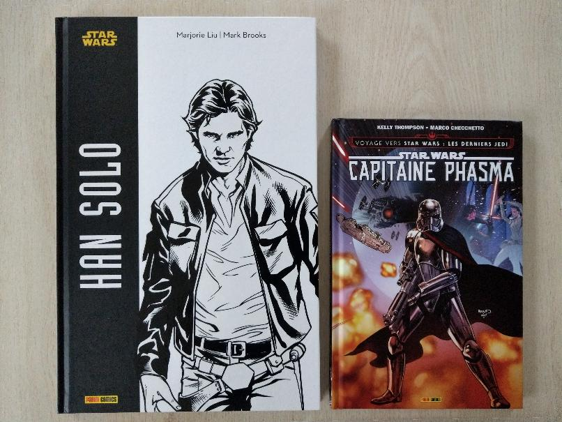 Star Wars HAN SOLO - Edition  Noir & Blanc - PANINI Han_so15