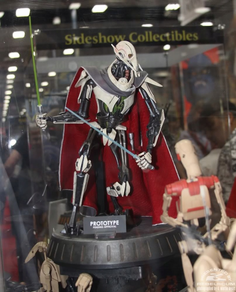 Sideshow - General Grievous - 12 inch Figure Img_0410
