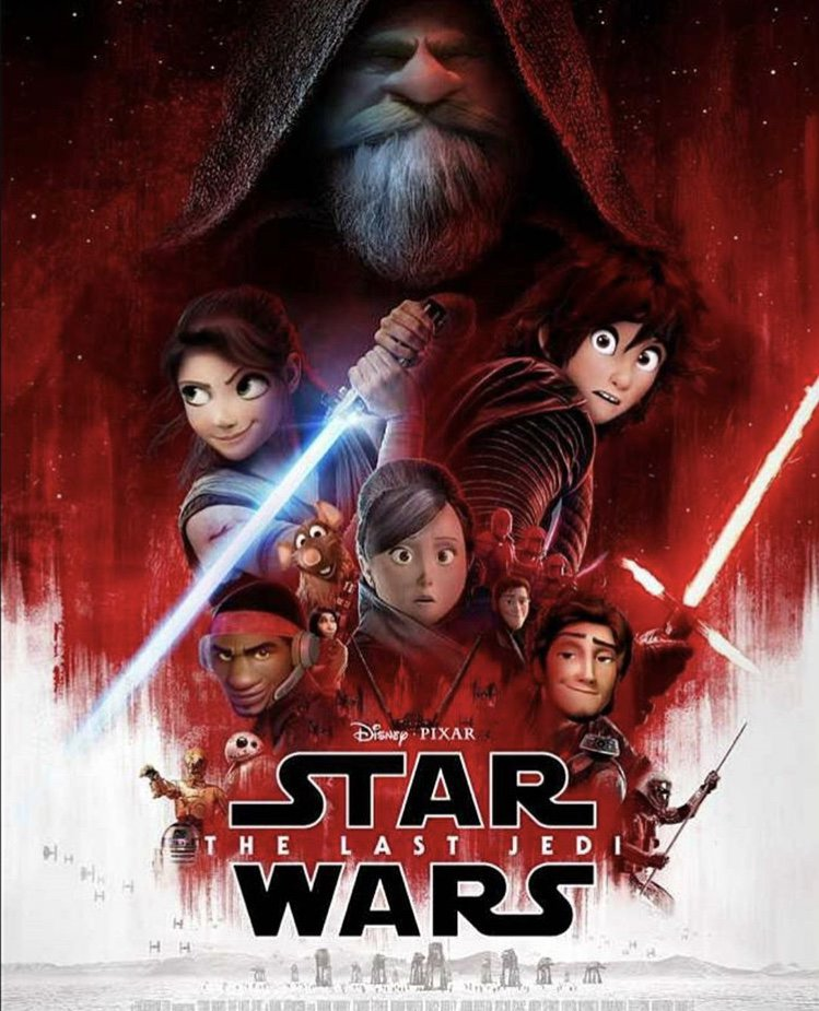 8 - Les posters de Star Wars VIII - The Last Jedi - Page 3 Img_2010