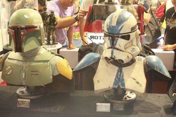 Sideshow - 501 Clone Trooper - Life Size Bust - Page 2 Img_8112