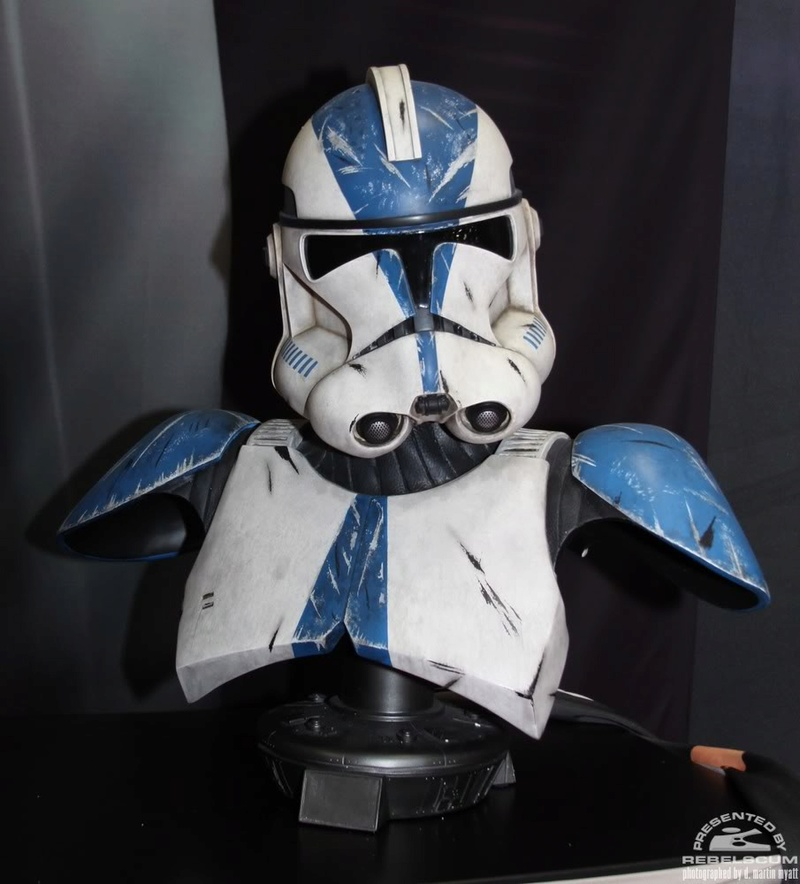Sideshow - 501 Clone Trooper - Life Size Bust - Page 2 Img_9310