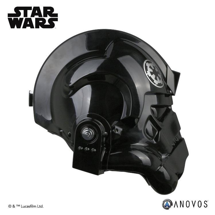 ANOVOS - STAR WARS Imperial TIE Pilot Helmet Accessory  Imperi18