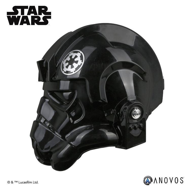 ANOVOS - STAR WARS Imperial TIE Pilot Helmet Accessory  Imperi19