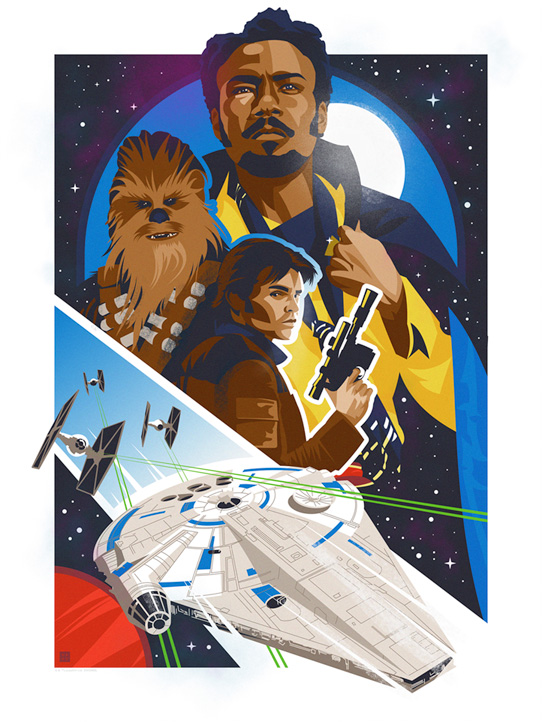 Artwork Star Wars Solo - ACME - In This Life Forever In_thi10