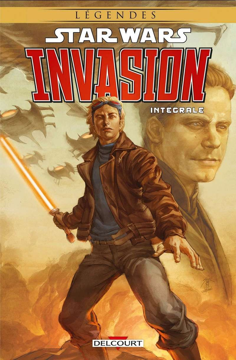 DELCOURT - Star Wars - Invasion Intégrale Integr10