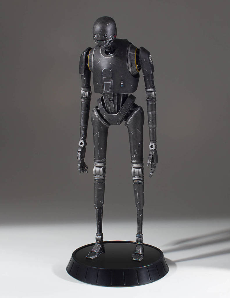 Gentle Giant - Star Wars Rogue One K-2SO 1:6th Scale Statue K-2so_10
