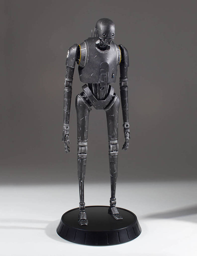 Gentle Giant - Star Wars Rogue One K-2SO 1:6th Scale Statue K-2so_11