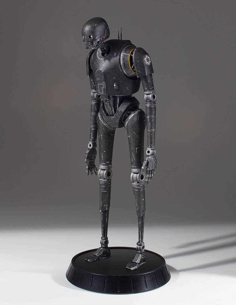 Gentle Giant - Star Wars Rogue One K-2SO 1:6th Scale Statue K-2so_12