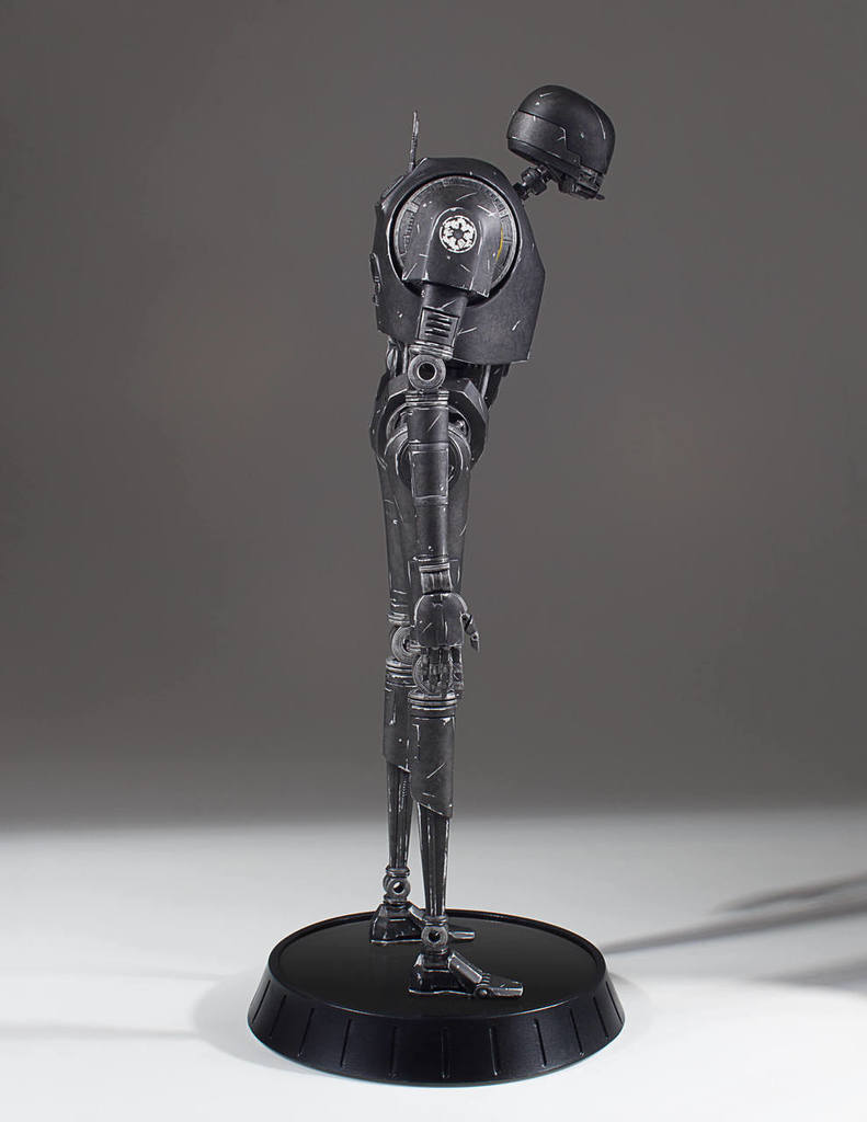 Gentle Giant - Star Wars Rogue One K-2SO 1:6th Scale Statue K-2so_14