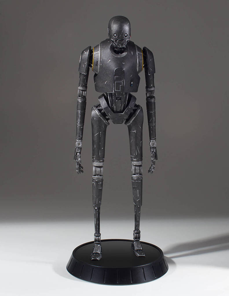 Gentle Giant - Star Wars Rogue One K-2SO 1:6th Scale Statue K-2so_16