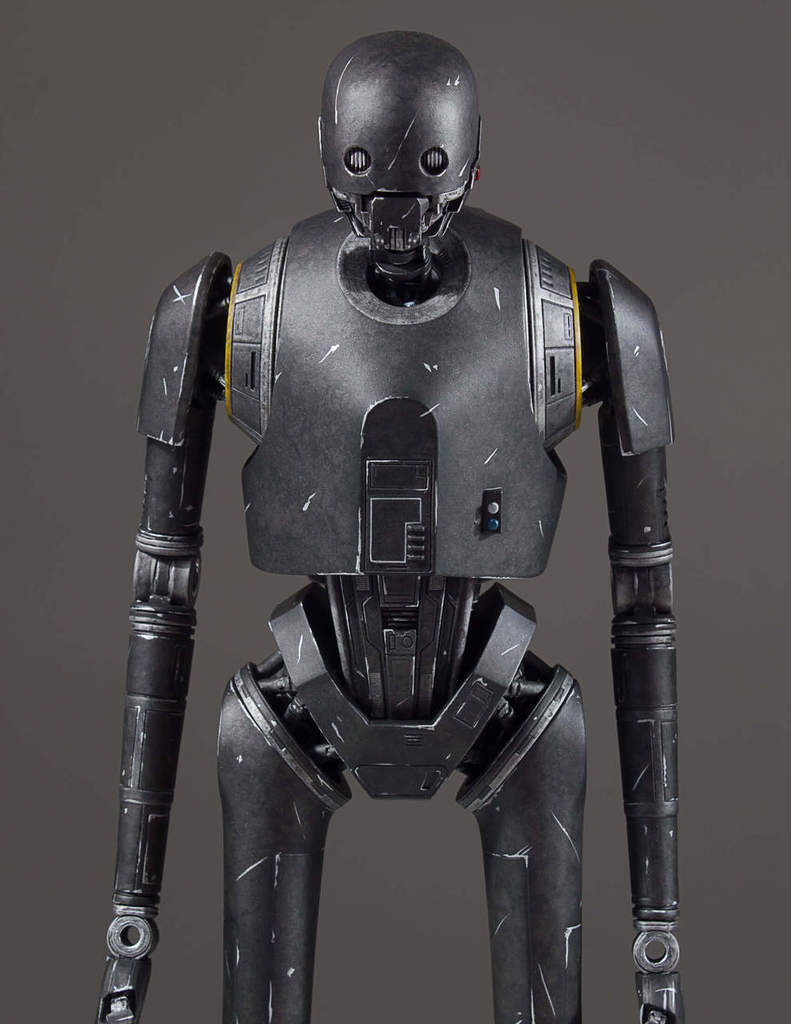 Gentle Giant - Star Wars Rogue One K-2SO 1:6th Scale Statue K-2so_17