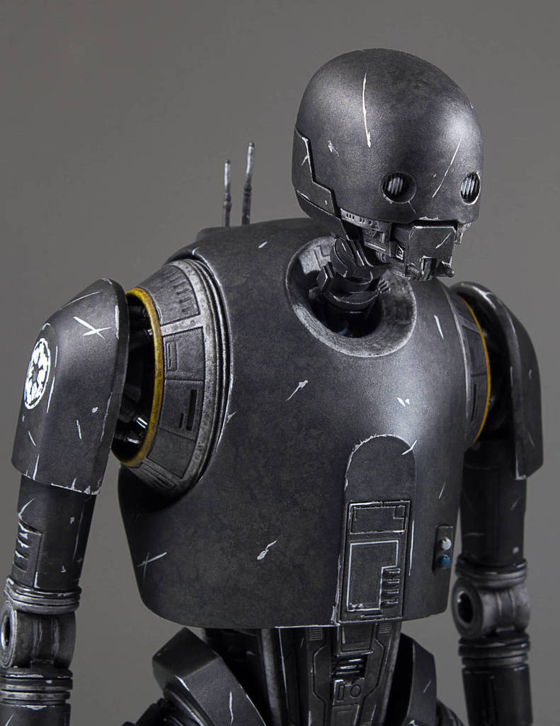 Gentle Giant - Star Wars Rogue One K-2SO 1:6th Scale Statue K-2so_18