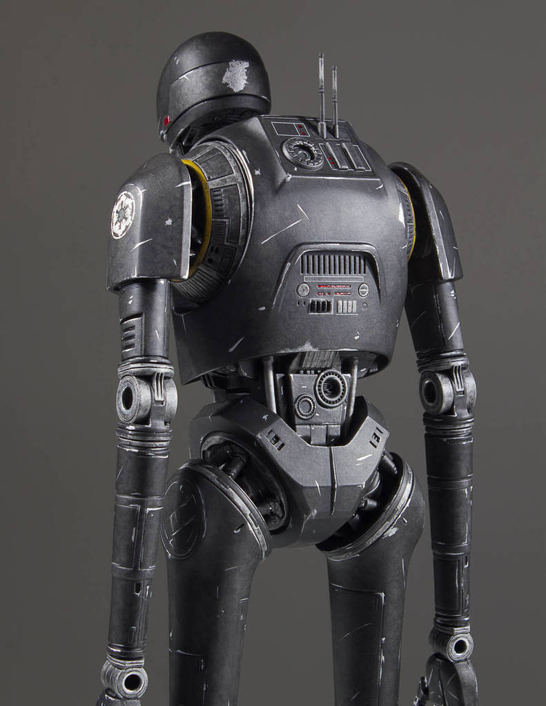 Gentle Giant - Star Wars Rogue One K-2SO 1:6th Scale Statue K-2so_19