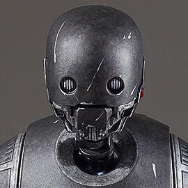 Gentle Giant - Star Wars Rogue One K-2SO 1:6th Scale Statue K-2so_20